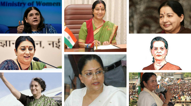 Women political leader of India