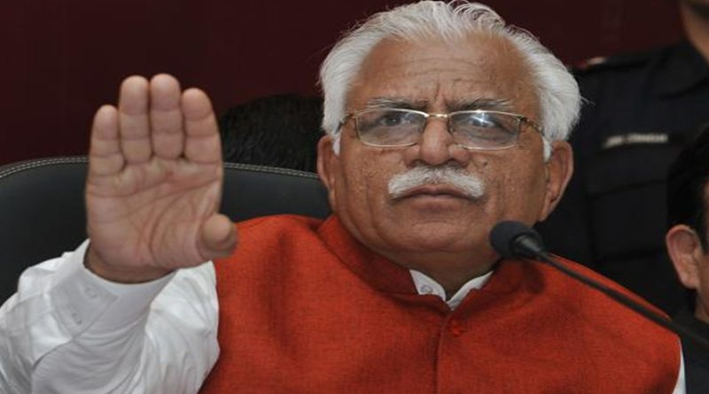 CM Manohar Lal Khattar on Rape