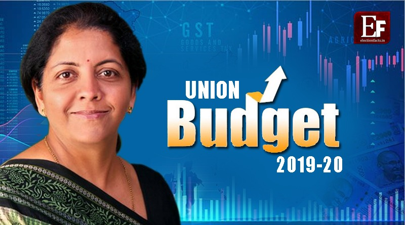 Budget 2019 Is Seen Progressive For New India With Focus On Middle